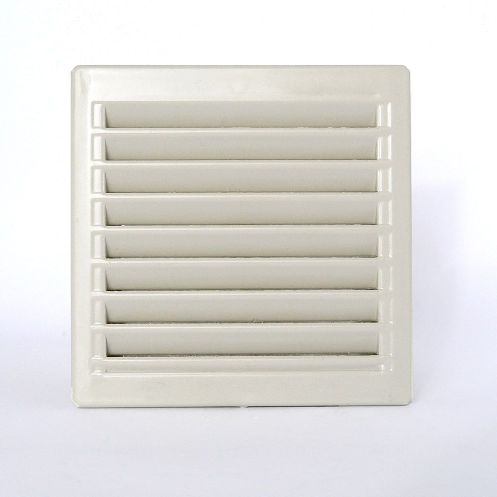 Grelha de Ventilação Código 4110 -Dimensão(mm) 105X105