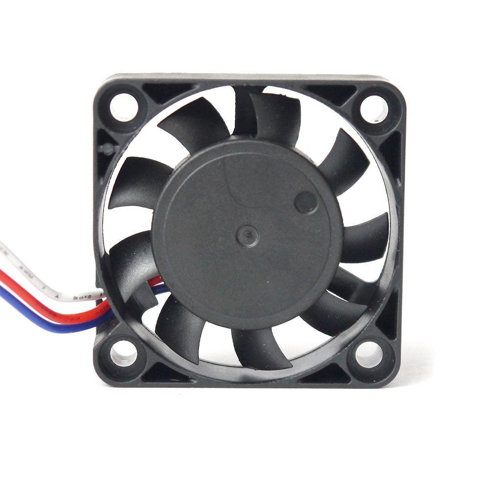 Miniventilador código 11.102 Dimensão(mm) 40X40X10 5VDC