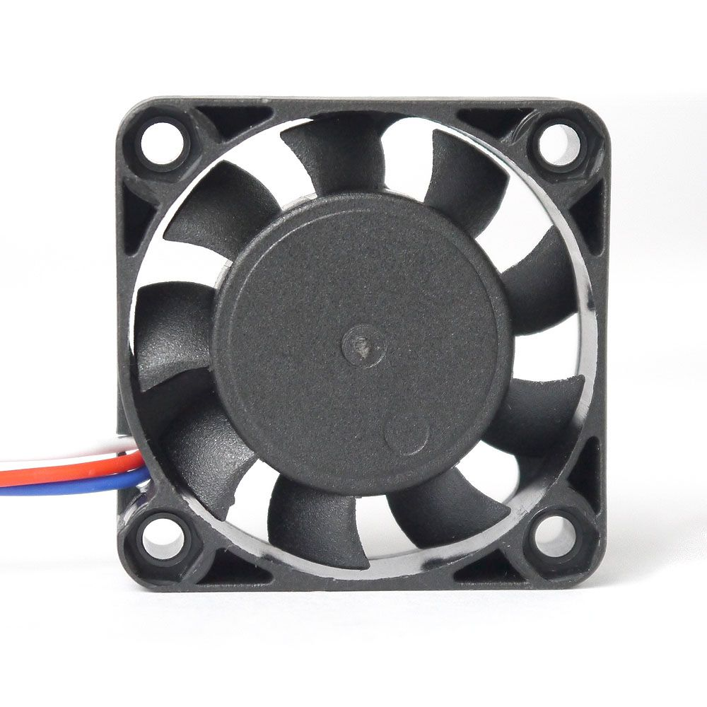 Miniventilador Código 11.106 R Dimensão(mm) 40X40X10 24VDC