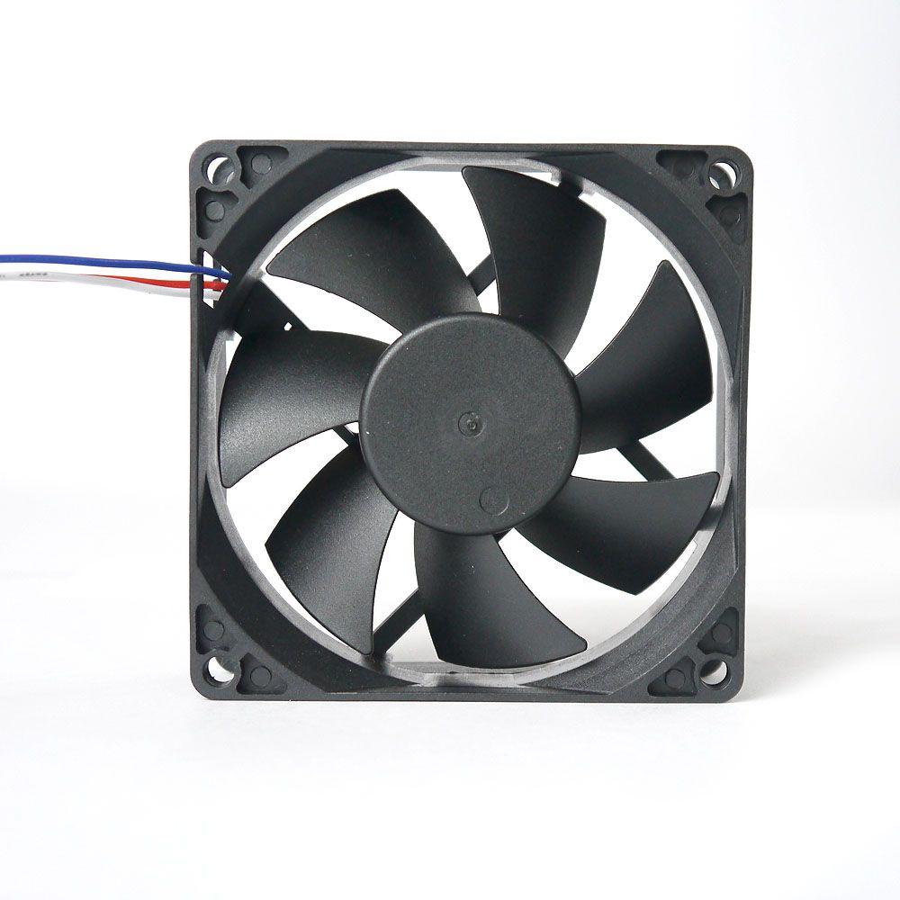Miniventilador Nework 80X80X25 12 VDC  Código 14.104