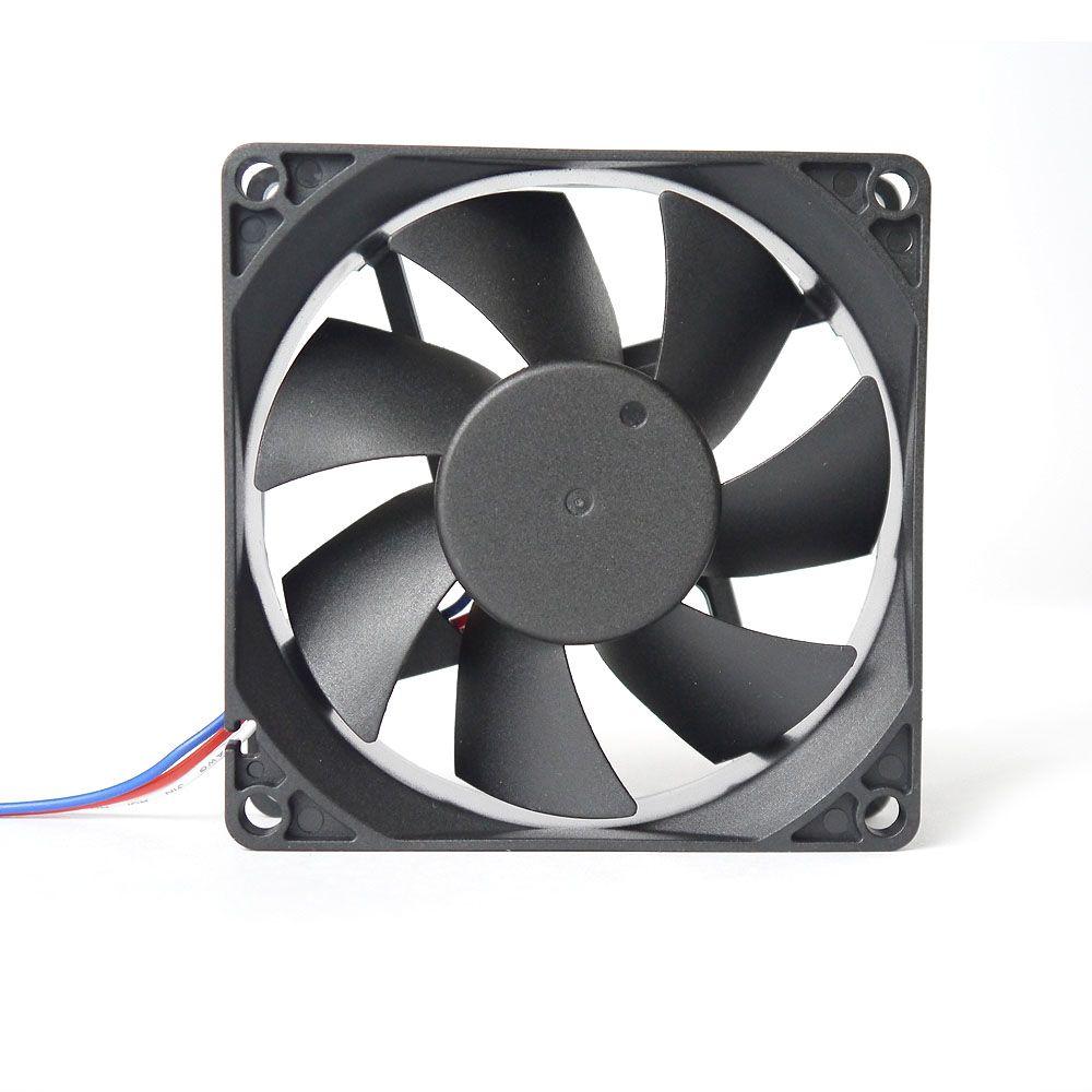 Miniventilador Nework 80X80X25 12 VDC Código 14.104 L