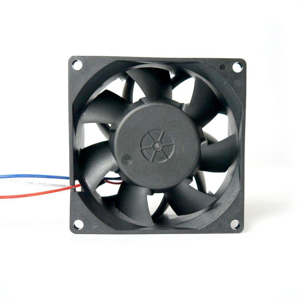 Miniventilador Nework 80X80X38 12 VDC Código 14.112 H