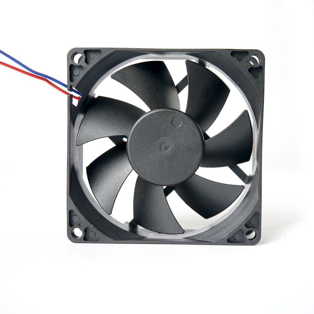 Miniventilador Nework 80X80X25 12 VDC Código 14.204 HHE