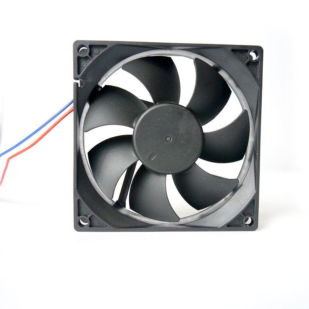 Miniventilador Nework 92X92X25 12 VDC Código 15.104 HH