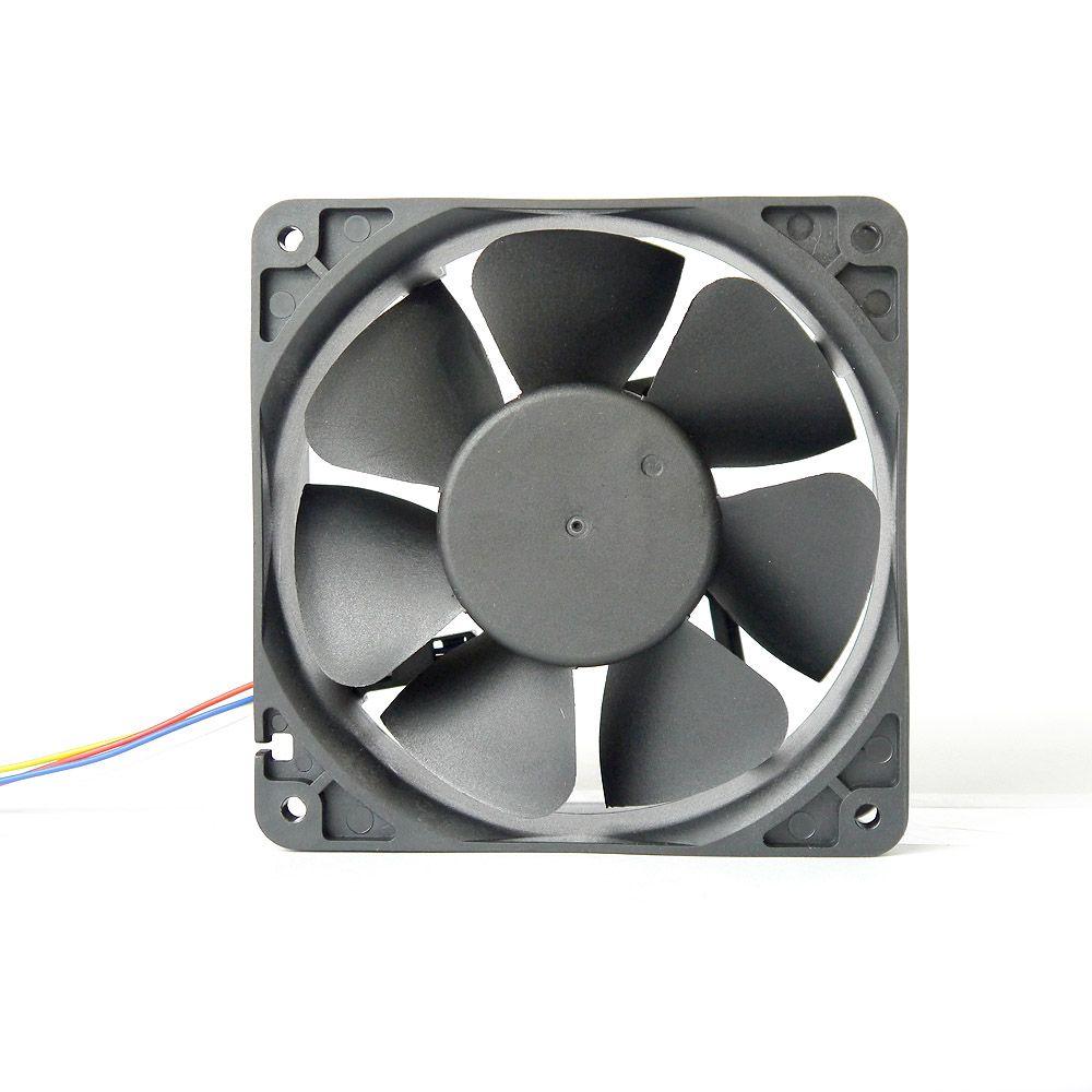 Miniventilador Código 16.112 R Dimensão (mm) 120X120X38 24 VDC