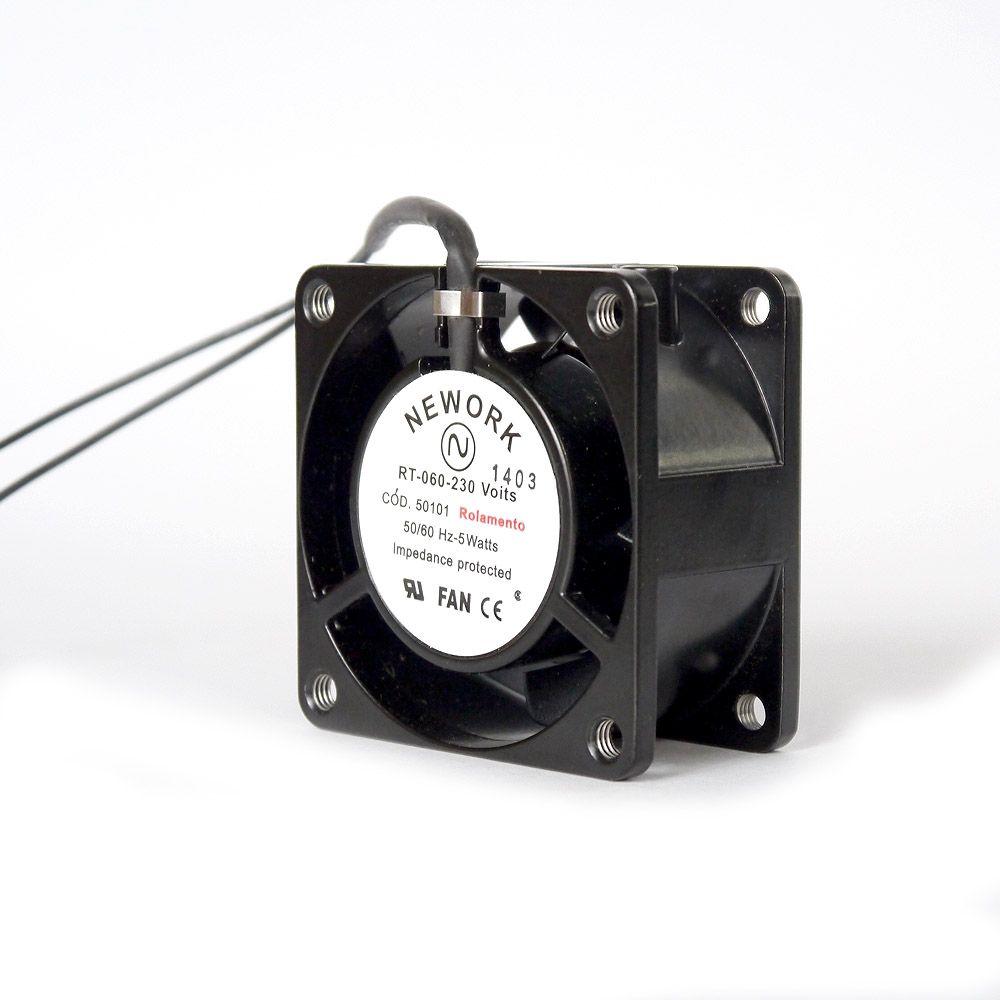 Miniventilador Código 50.101 Dimensão (mm) 60X60X30 230 Volts