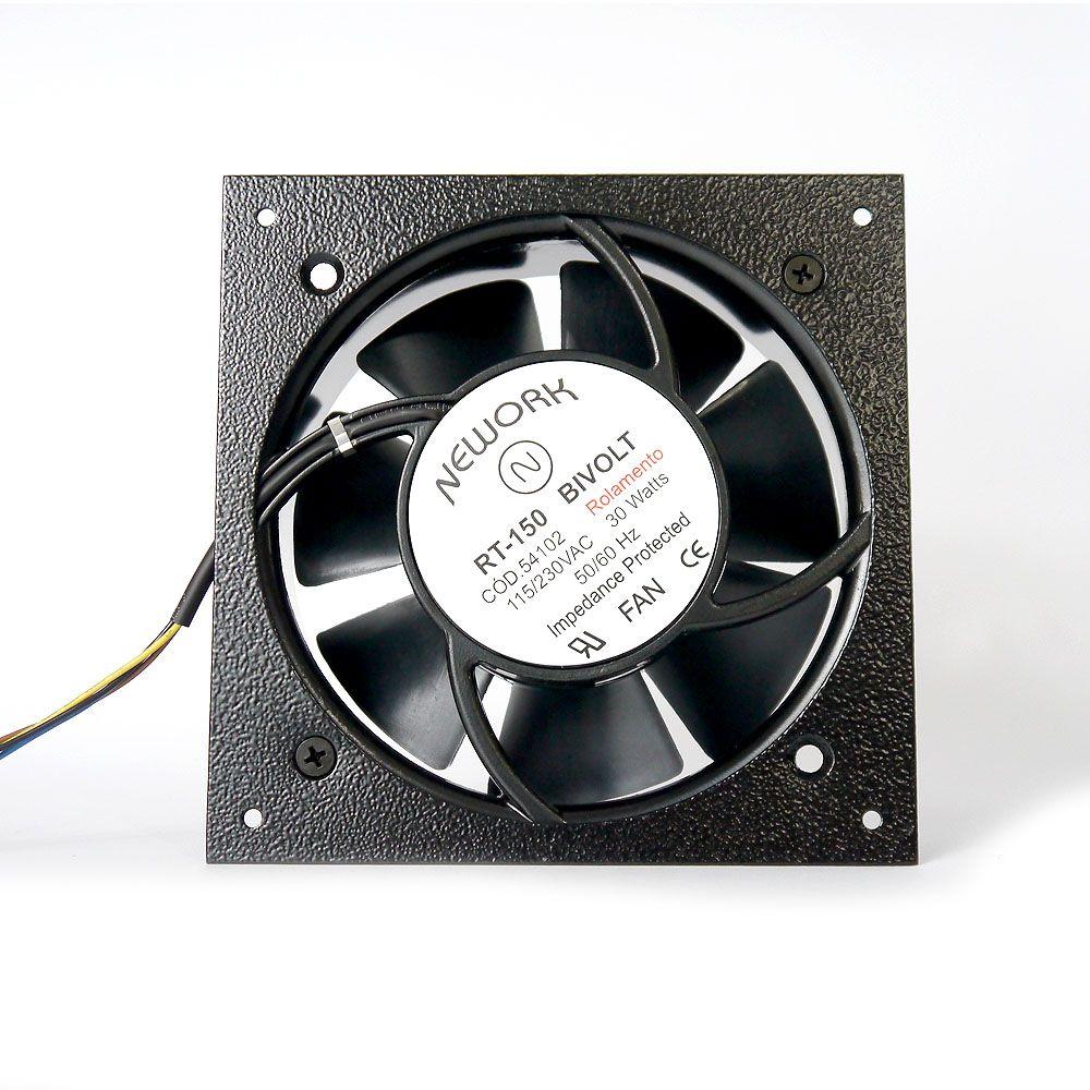 Miniventilador Código 54.102 Dimensão (mm) 165X165X55 Bivolt