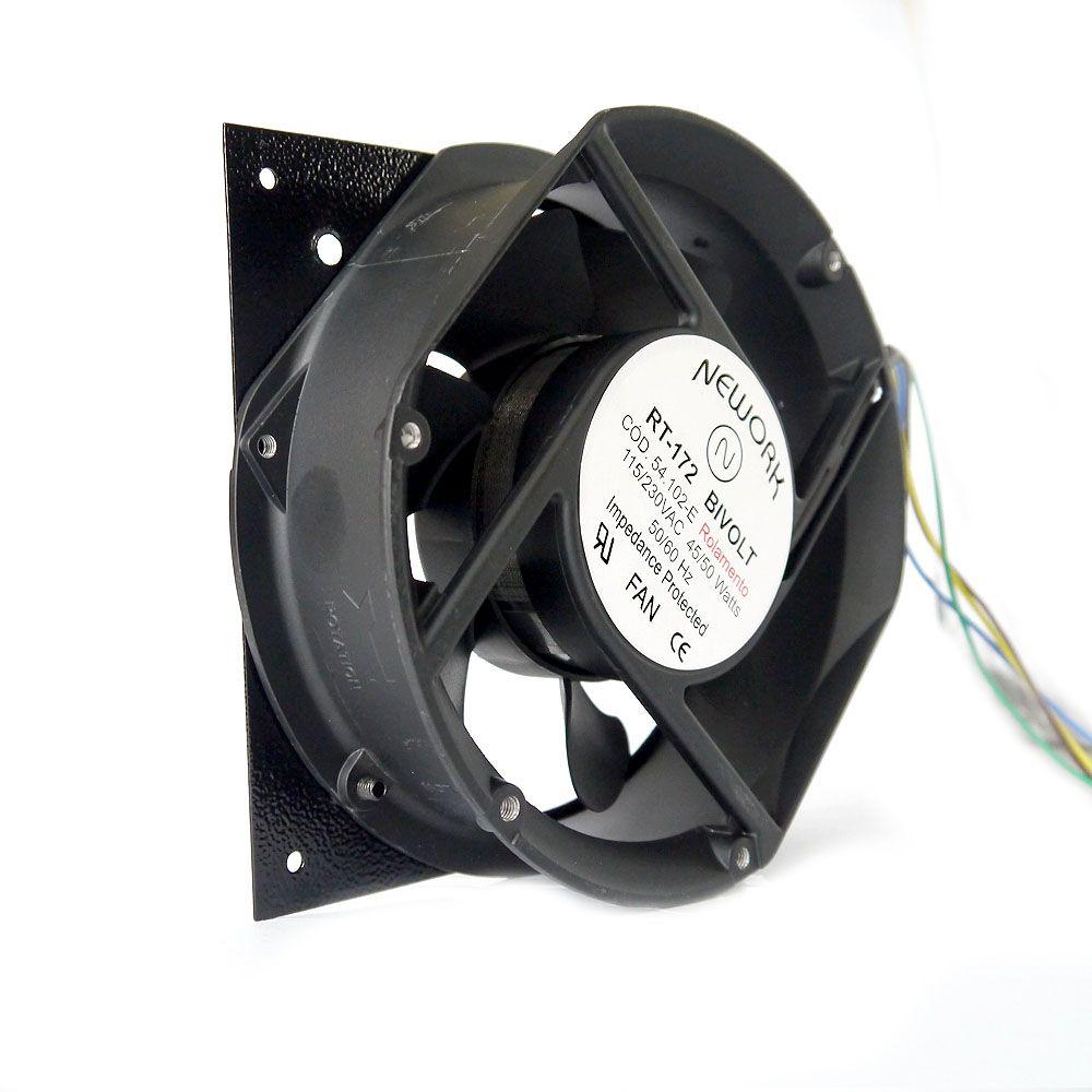 Miniventilador Nework 165X165X51 Bivolt Código 54.102 E