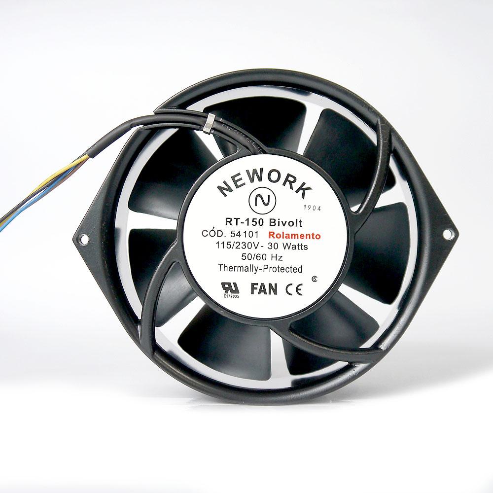 Miniventilador Nework 172X150X55 220V Código 54.101
