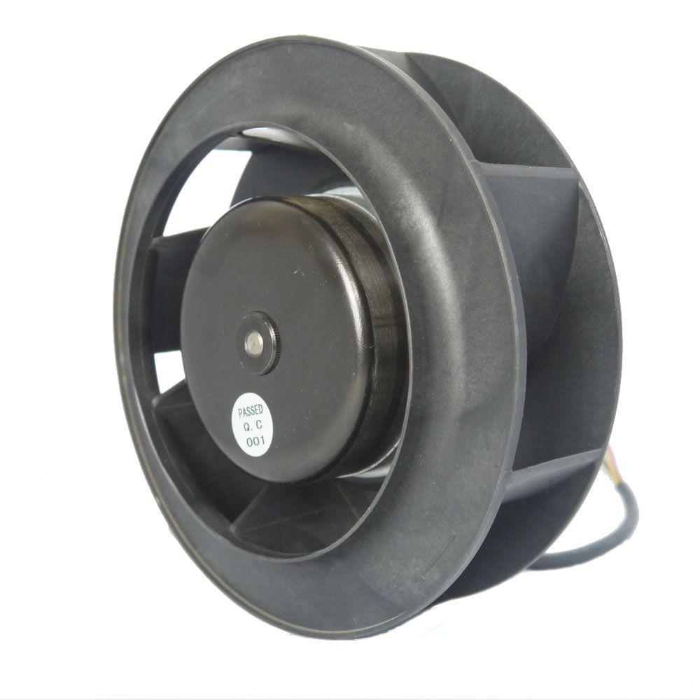 Ventilador Radial Centrífugo Código 90.404  Dimensão (mm) 190X45R 48VDC
