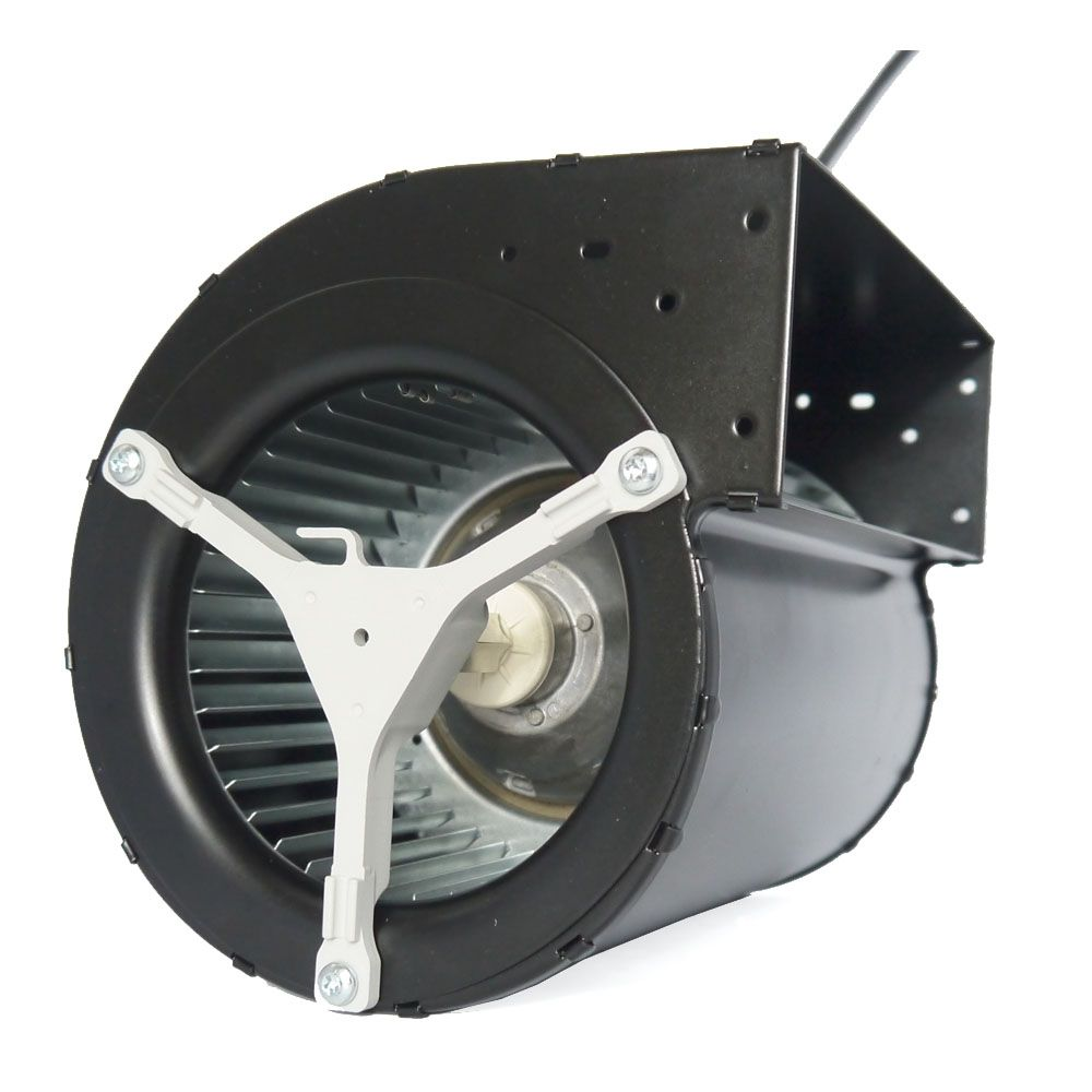 Ventilador Radial Siroco Código 80.102- Dimensões(mm) 212X68R 230 VAC