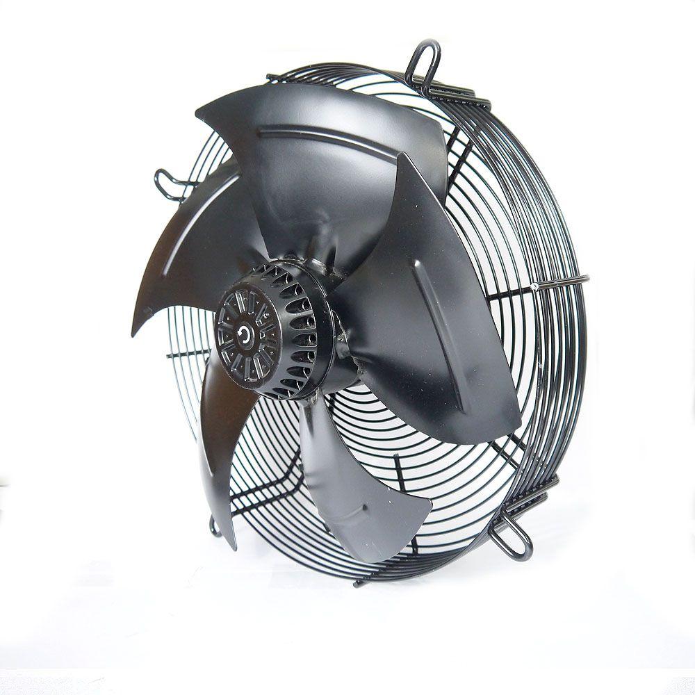 Ventilador Axial Código 58.350 EH Dimensão (mm) 370X134 Trifásico