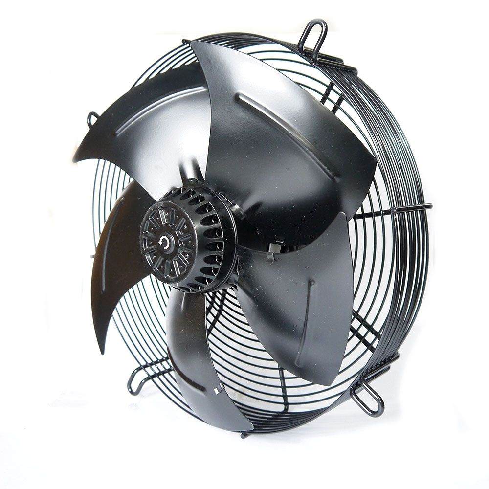 Ventilador Axial Código 58.350 VH Dimensão (mm) 370X134 Trifásico