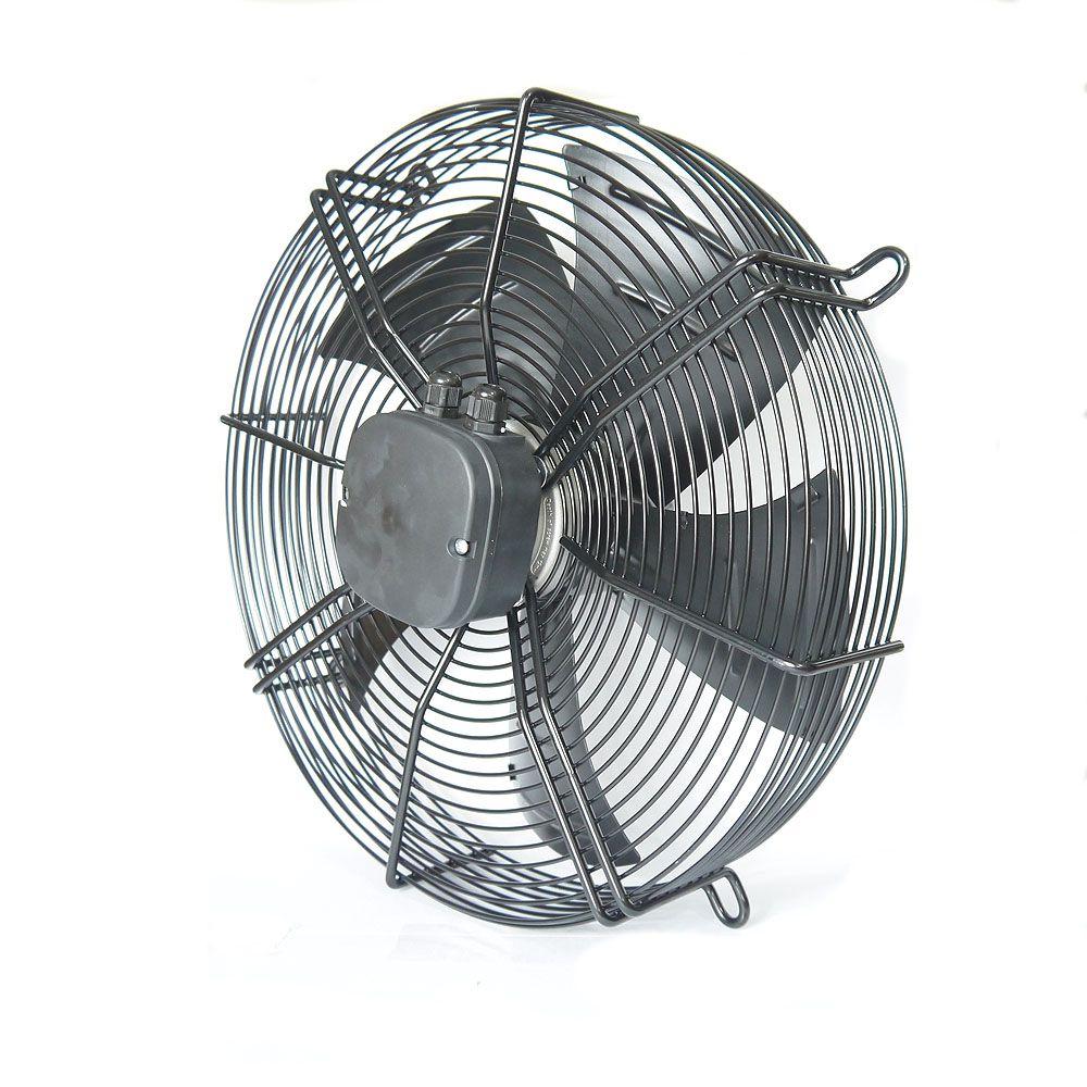 Ventilador Axial Código 58.400 VH Dimensão (mm) 420X147 Trifásico