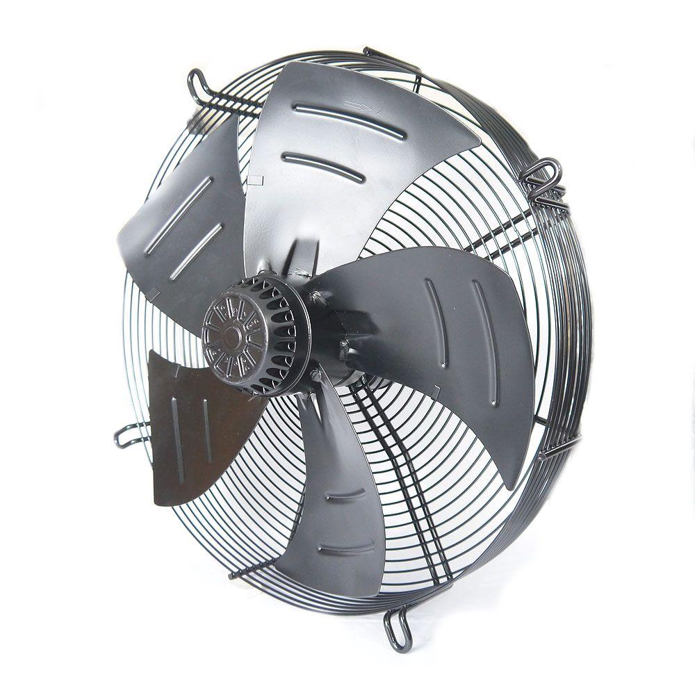 Ventilador Axial Código 58.450 EH Dimensão (mm) 470X160 Trifásico