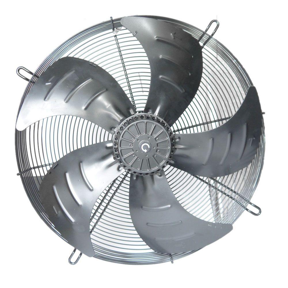 Ventilador Axial Código 58.500 EHM Dimensão (mm) 520X159 Monofásico