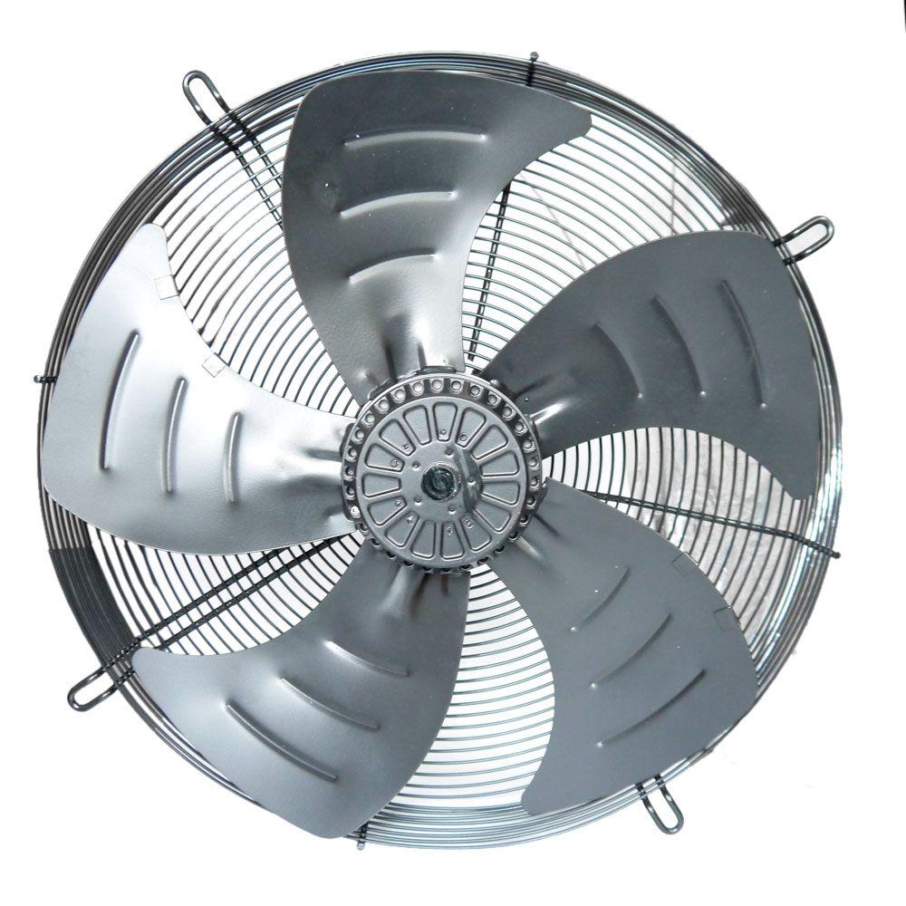 Ventilador Axial Código 58.500 VHM Dimensão (mm) 520X159 Monofásico