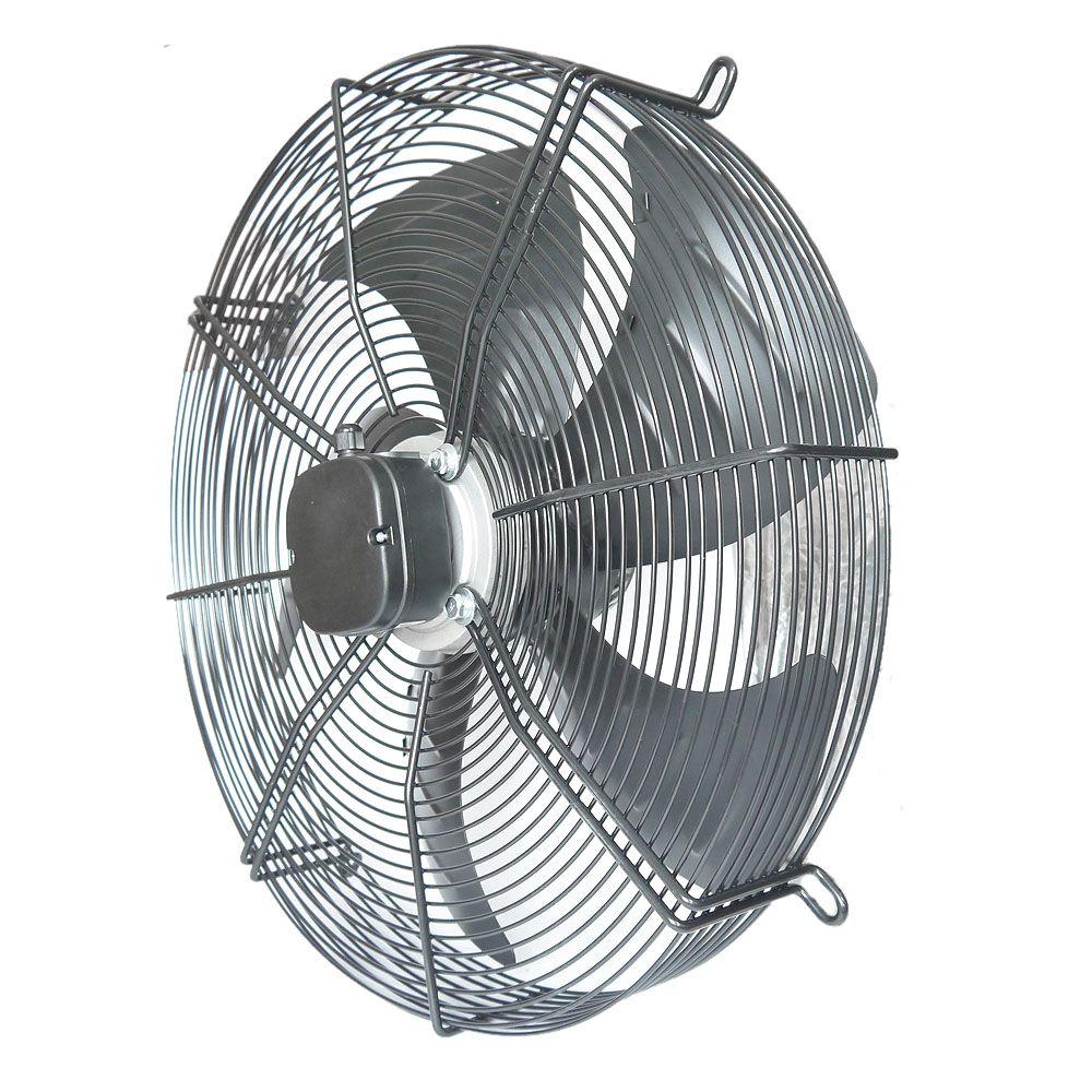 Ventilador Axial Código 58.550-VH Dimensão (mm) 570X174 Trifásico