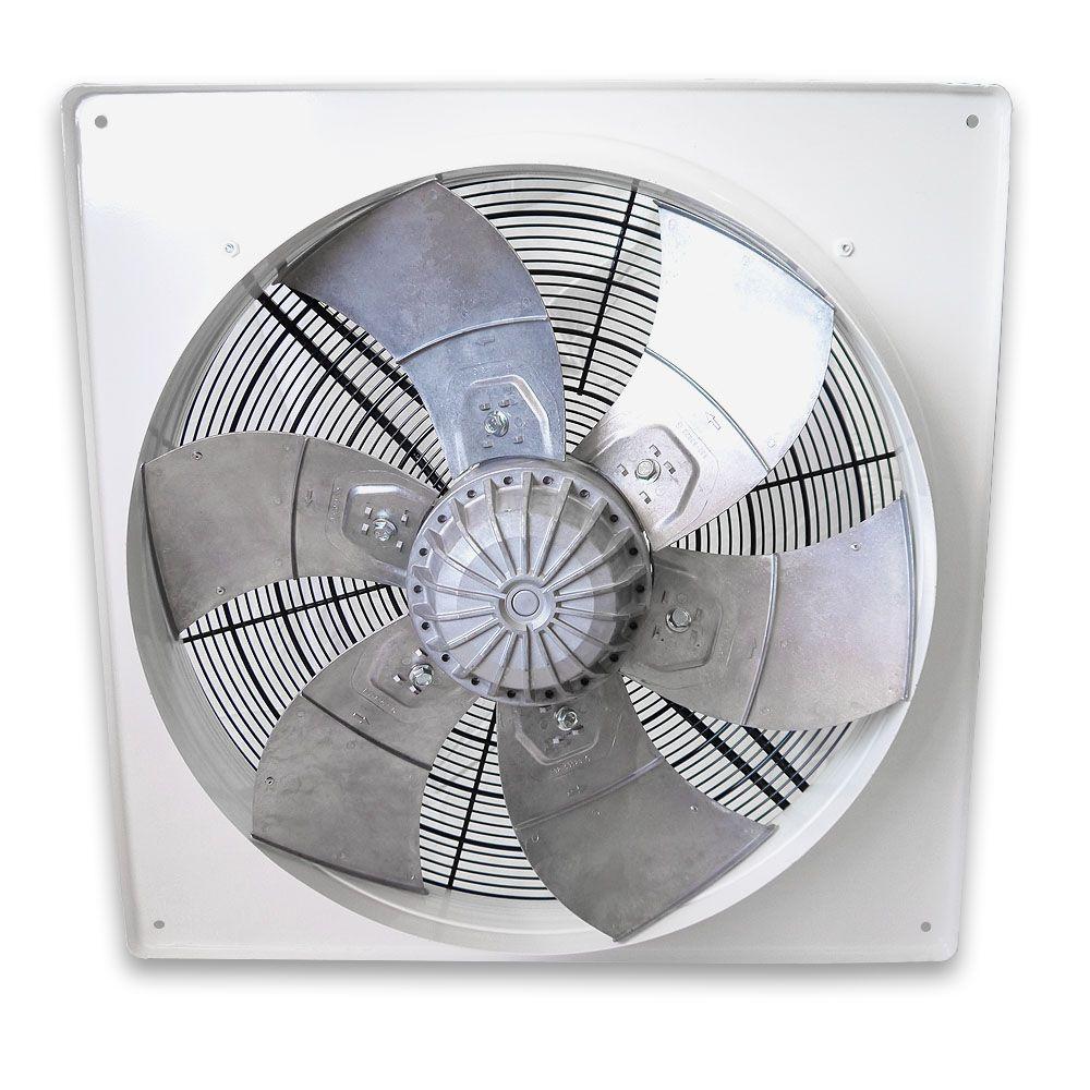 Ventilador Axial Código 58.630-VH Dimensão (mm) 805X805 Trifásico  (18200 M³/h)