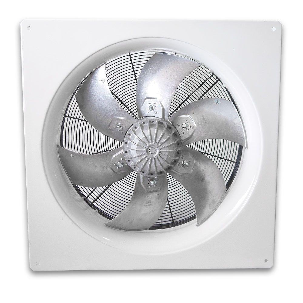 Ventilador Axial Código 58.710-EH Dimensão (mm) 850X850 (22500 m³/h)