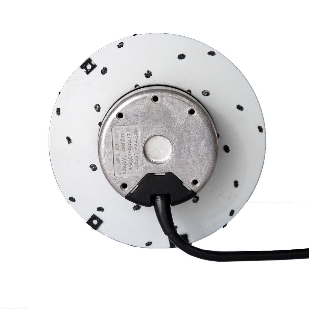 Ventilador Radial Centrífugo Código 60.133-115 Dimensão (mm) 133X42R 115 VAC
