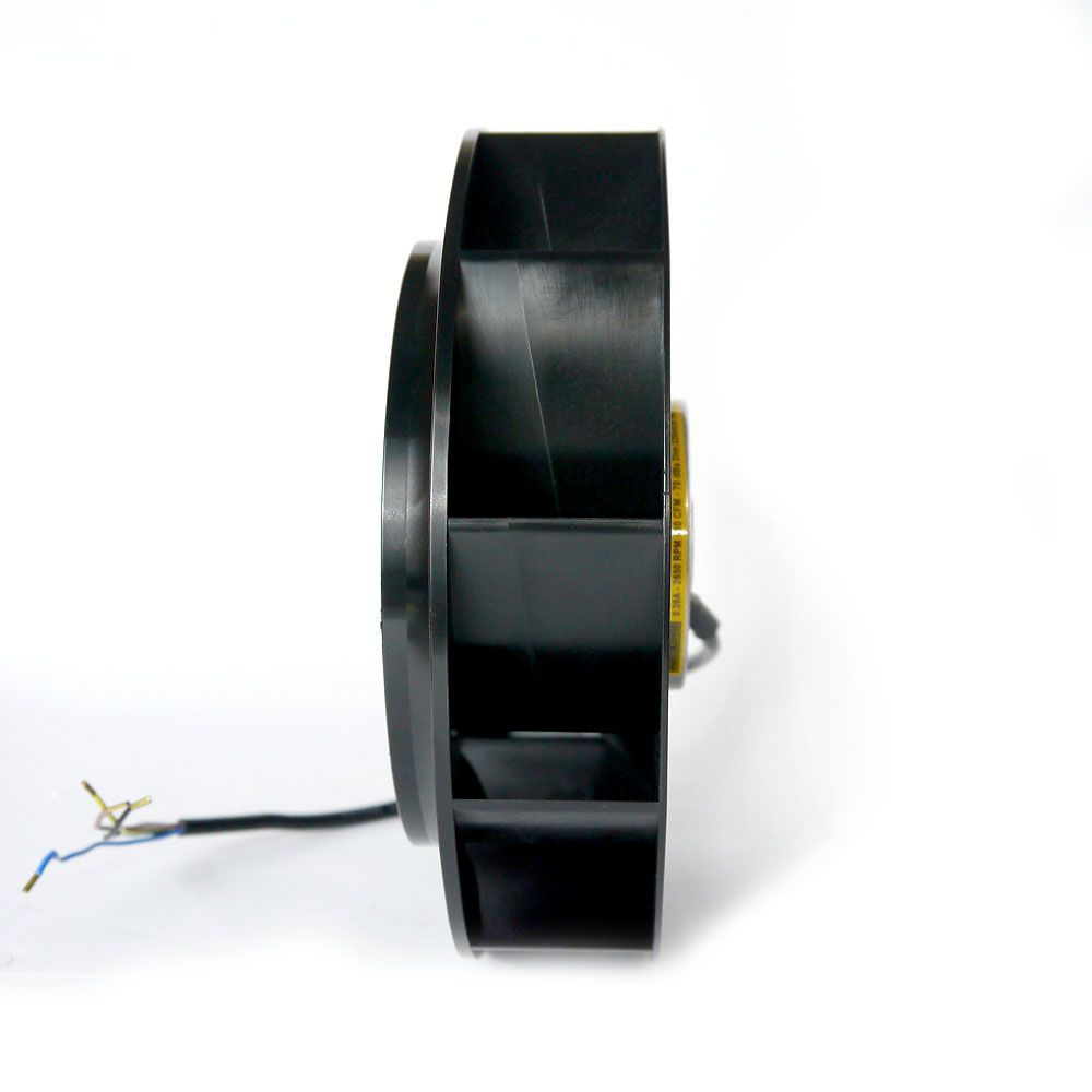 Ventilador Radial Centrífugo Código 60.220 Dimensão (mm) 223X71R 230 VAC