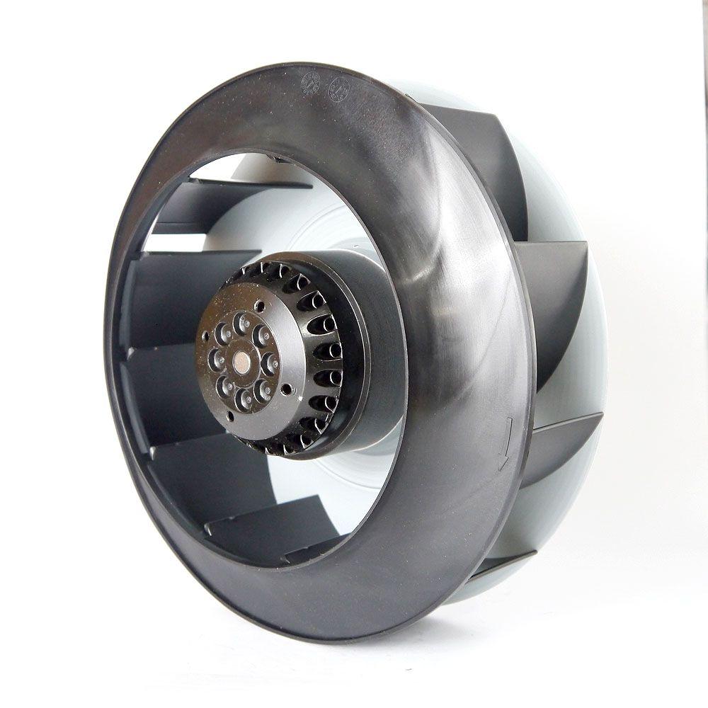 Ventilador Radial Centrífugo Código 60.250 Dimensão (mm) 250X98R 230 VAC