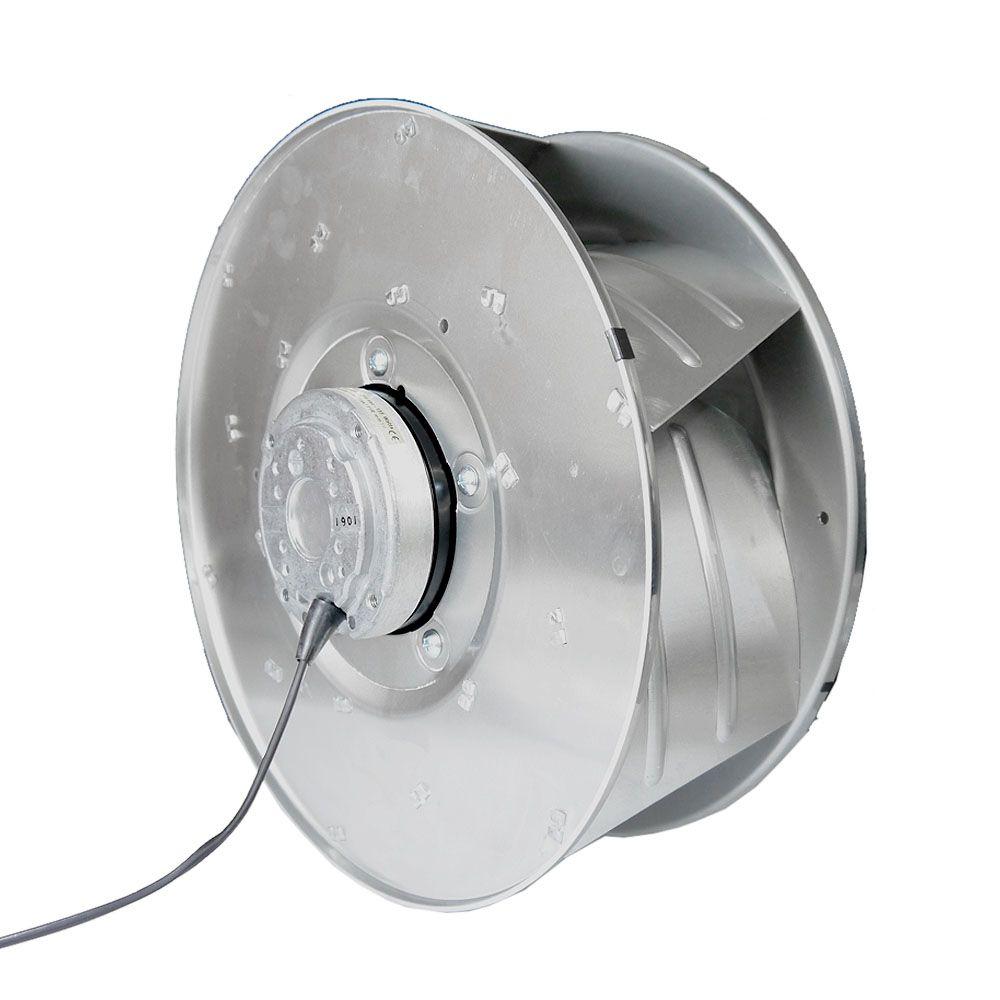 Ventilador Radial Centrífugo Código 60.315-115 Dimensão (mm) 315X152R 115 VAC