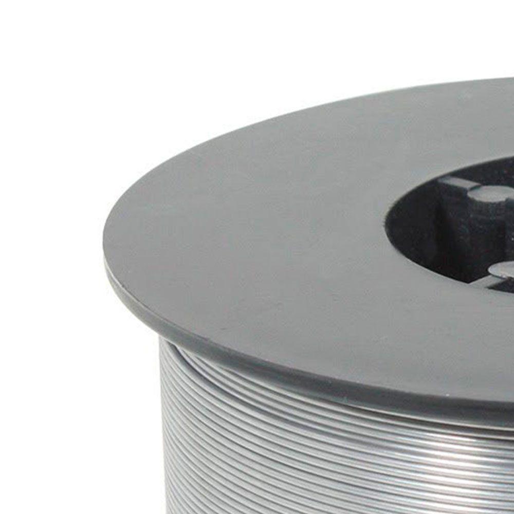 Arame Para Solda de 0,8mm 1Kg  MIG Sem Gás  3890001 NOLL