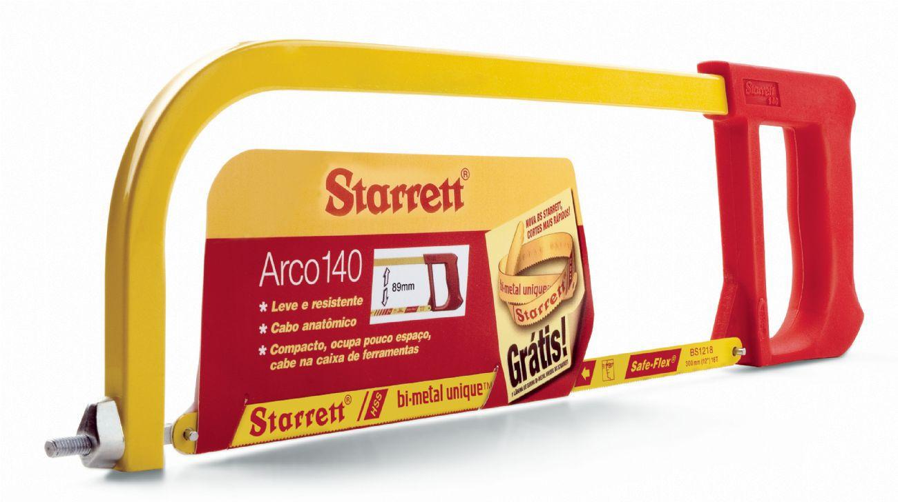 Arco de Serra  K140 STARRETT
