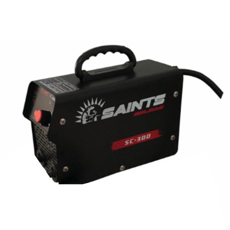 Carregador de Bateria com Auxiliar de Partida, 50 A, 12V -  SC 300 SAINTS