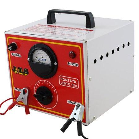 Carregador de Bateria 10/a 12 v (1 relógio) JTS005 - JTS