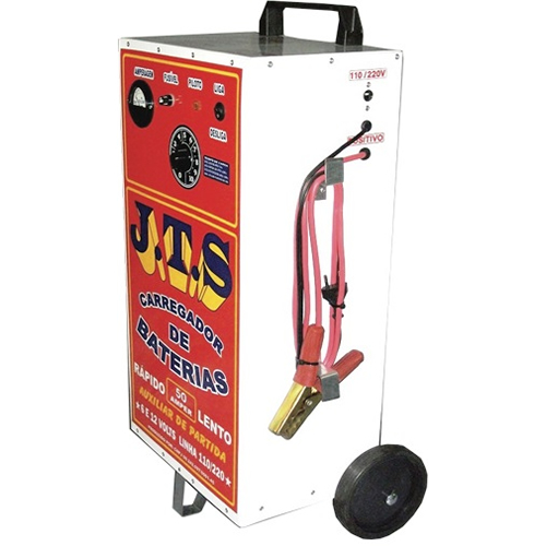 Carregador de Bateria 50/a 12 v (1 relógio) JTS003 - JTS