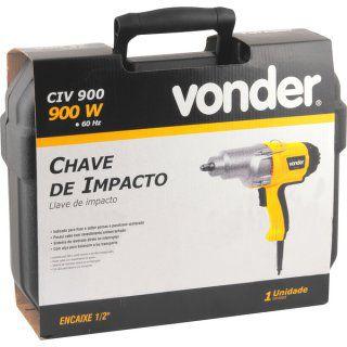 """Chave de Impacto Elétrica 1/2"""" 900W 320Nm CIV 900  VONDER"""