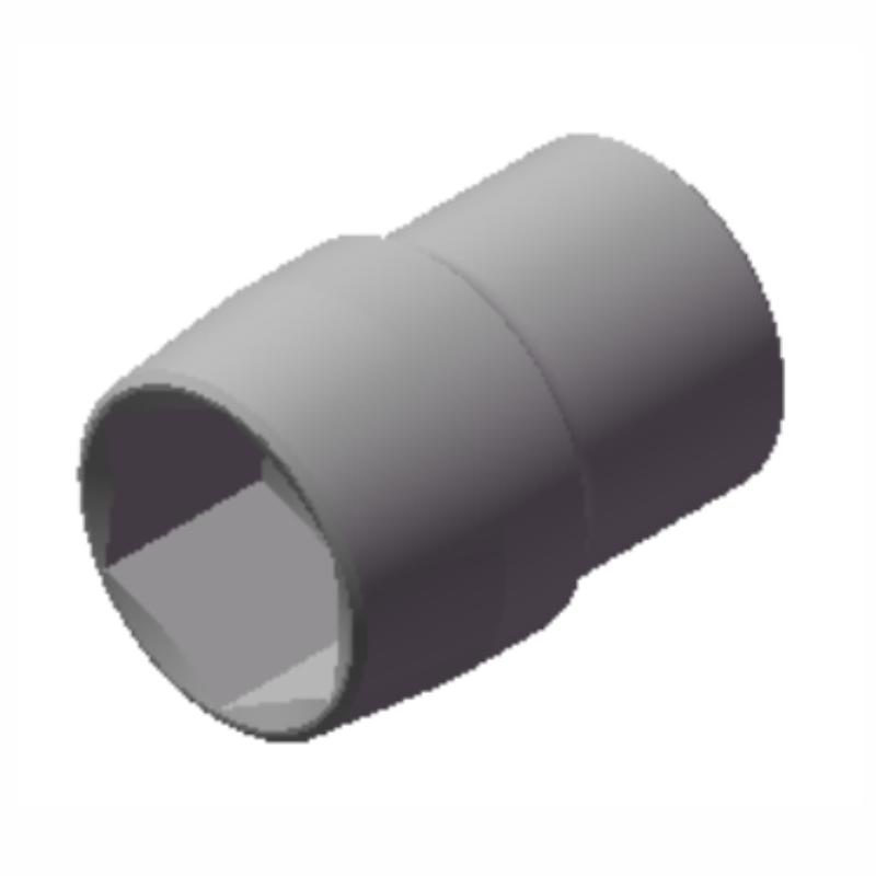 Chave Soquete de 36mm Para a Porca do Cubo Dianteiro 13158 CHIMONEK