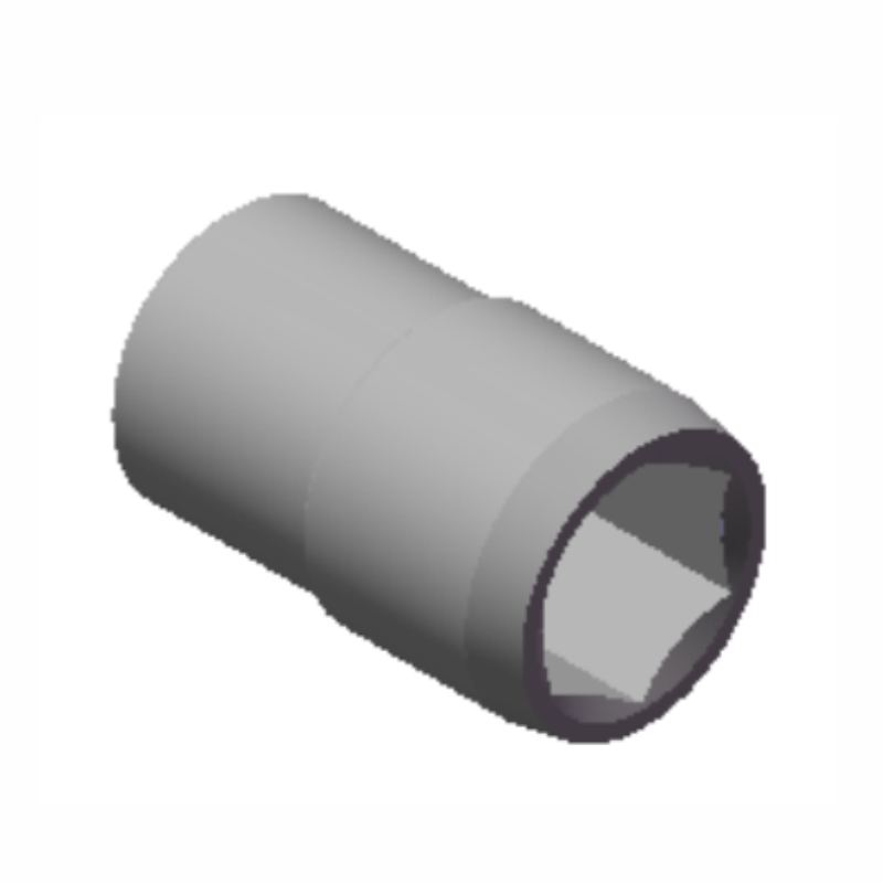 Chave Soquete Sextavado de 30mm Com Encaixe 3/4 11057 CHIMONEK