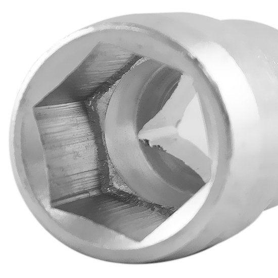 Chave Tipo Soquete Longa Sextavada de 30 mm x 3/4 Pol. - RAVEN-133181