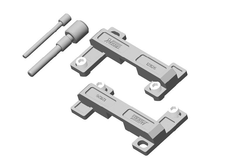 Conjunto de ferramentas Para sincronismo do motor Ford 121126 RAVEN