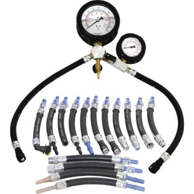 Equipamento P/ Medir Pressão e Vazão da Bomba Elétrica TVPA-4500/17  PLANATC