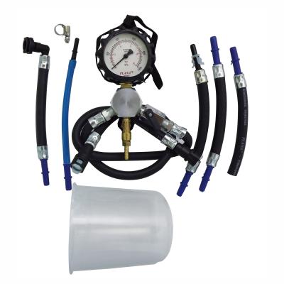 Equipamento Para Teste de Pressão da Bomba de Combustível Para Motos TVP-MOTO/GII  PLANATC
