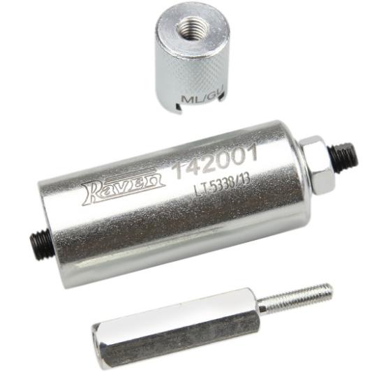 Extrator do Eixo de Articulação do Garfo das Caixas de Câmbio ML, MG e GU 142001 RAVEN