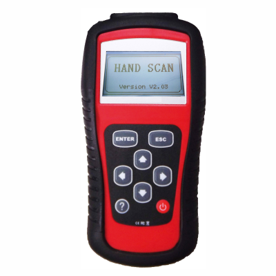 Hand Scan - Scanner Automotivo Para Veículos Padrão HAND-SCAN PLANATC