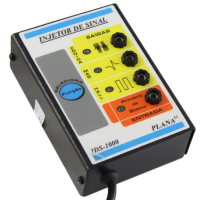 Injetor de Sinal e Simulador do Sensor de Rotação IDS-1000 PLANATC