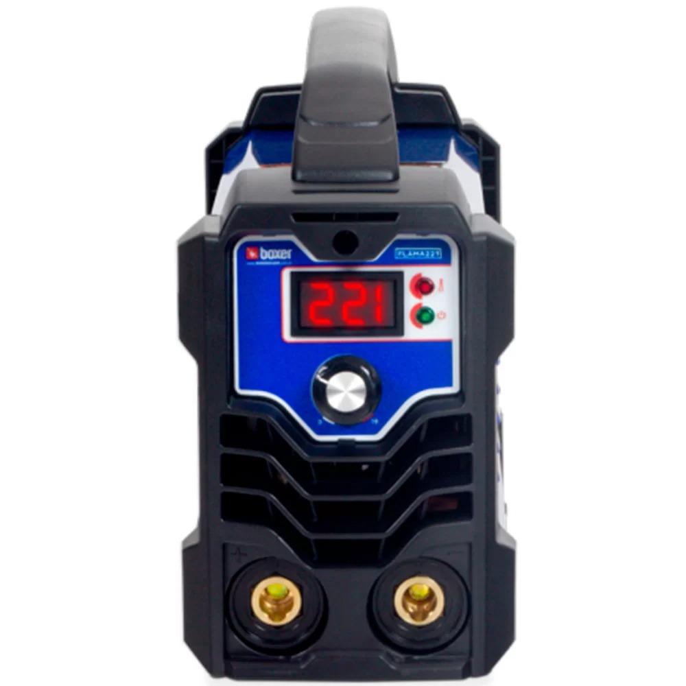 Inversora de Solda 220V FLAMA 221  FLAMA221  BOXER