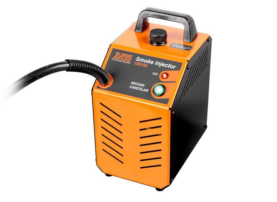 Máquina Geradora de Fumaça Smoke Injector Para Detecção de Vazamentos  109100  RAVEN