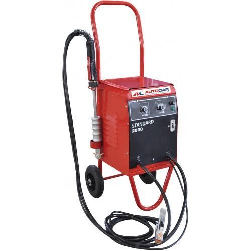 Máquina Repuxadora Standard 2000 Spotter - AUTOCAR-ST2000