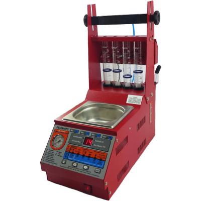 Máquina Teste e Limpeza Ultrassônica de Bicos Injetores com Cuba de 1L Embutida LB-30000 PLANATC