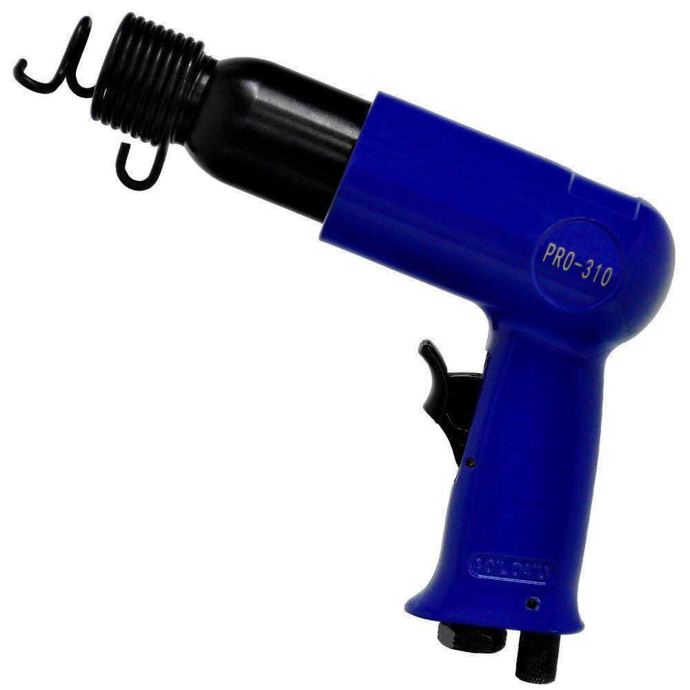 Martelete Pneumático Rebarbador Longo - PDR-PRO-310