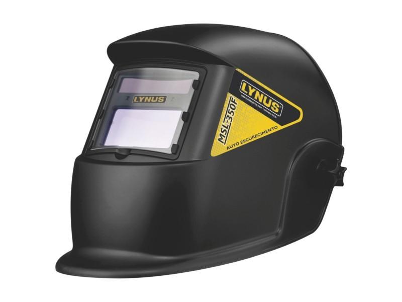 Máscara de Solda Automática Sem Regulagem - MSL-350F LYNUS