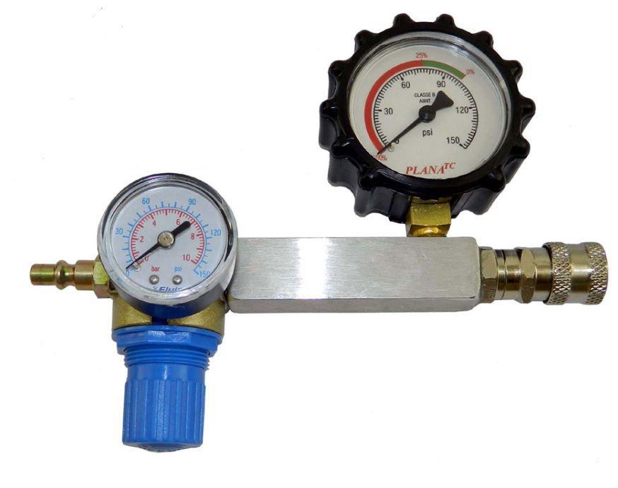 Medidor de Vazão de Cilindro  MVC-3200  PLANATC